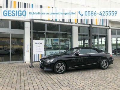second-hand Mercedes 500 Classe S CabrioCabrio Premium usato