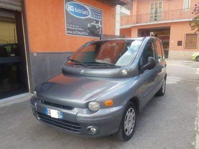 usata Fiat Multipla 1.6 16V bipower cat ELX #NATURALPOWER