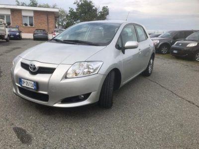 usata Toyota Auris 2.0 D-4D DPF 5 porte Sol MY'08 rif. 11367482