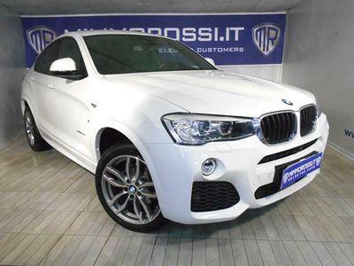 usata BMW X4 xDrive20d Msport Automatica full optional