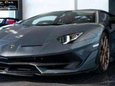 usata Lamborghini Aventador S 6.5 V12 Benzina