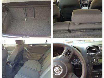usata VW Golf VI Golf 2.0 TDI 110CV DPF 5p. Comfortline