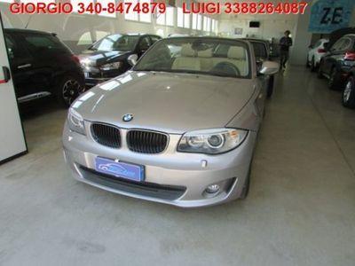 usata BMW 118 Cabriolet Serie 1 Cabrio(E88) d 2.0 143CV Eletta