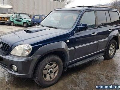 used Hyundai Terracan 2.9 CRDi MOTORE ROTTO rif. 10975007