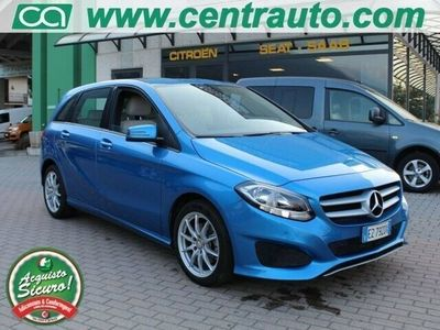usata Mercedes B220 CDI 4Matic Automatic Executive