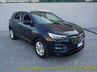 begagnad Opel Grandland X 1.6 Turbo Diesel 120cv S&S Advance Aziendale