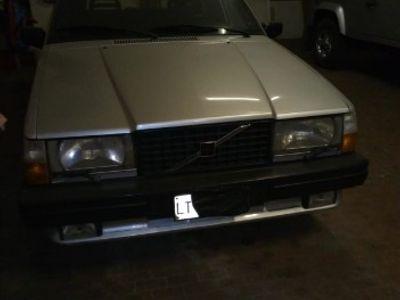 usado Volvo 740 SW Turbo Intercooler 2.0 - 1985