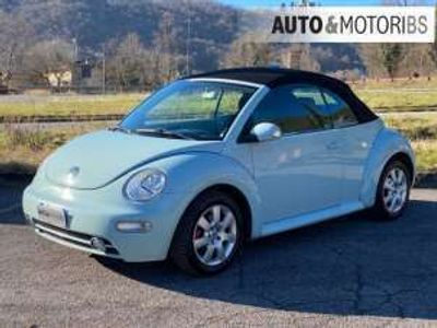 usata VW Beetle New1.9 TDI 105CV Cabrio rif. 14582530