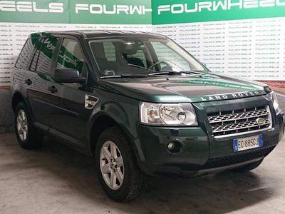 brugt Land Rover Freelander 2.2 TD4 S.W. S