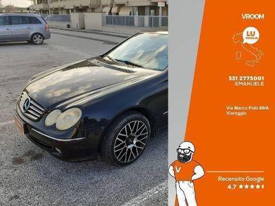 usata Mercedes CLK240 CLKcat Avantgarde
