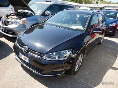 usata VW Golf Variant 1.4 TGI DSG Executive BlueM
