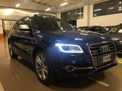 usata Audi SQ5 unipro tetto xeno navi plus retrocamera km 36.000 rif. 7306708