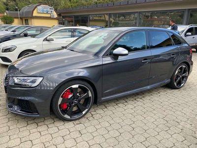 usata Audi RS3 RS3SPB 2.5 TFSI quattro S tronic