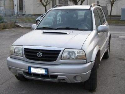 used Suzuki Grand Vitara 2.0 turbodiesel 16V cat S.W. Freestyle L