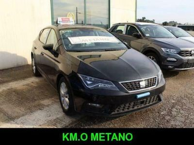 usata Seat Leon 1.5 TGI DSG 5p. Style km.o METANO rif. 14078536