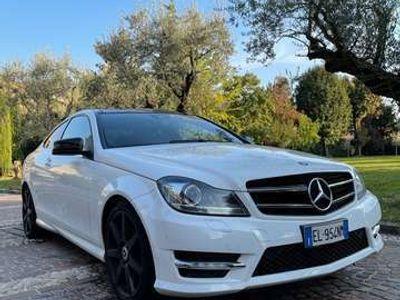 usata Mercedes C220 CDI Coupé Avantgard