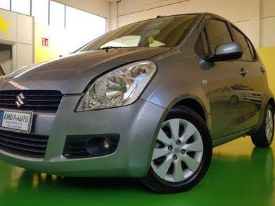 used Suzuki Splash 1.2 benzina Safety Pack 12 mesi di Garanzia