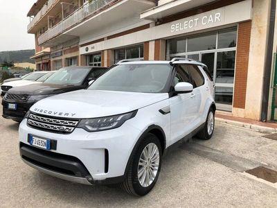 usata Land Rover Discovery 2.0 SD4 240 CV HSE del 2017 usata a Avezzano