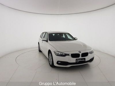 usata BMW 318 Serie 3 Touring Serie 3 F31 2015 Touring d touring Sport auto
