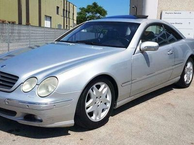 used Mercedes CL500 CL 500