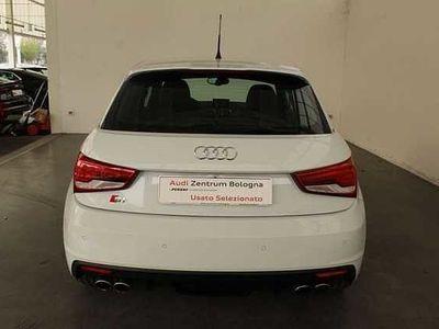 usata Audi S1 Sportback S1 2.0 TFSI + SEDILI RISC. + SENSORI ANT. POST. + MMI PLUS