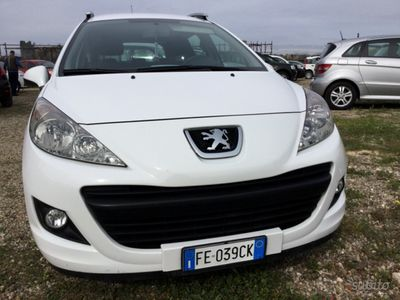used Peugeot 207 1.6Hdi S.W. - 2011-GARANTITA-M&A