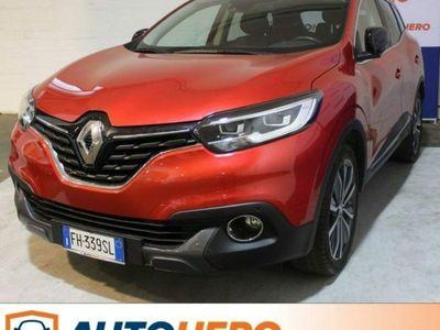 usata Renault Kadjar dCi 8V 110CV EDC Energy Bose