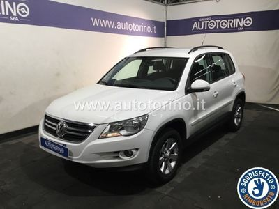second-hand VW Tiguan TIGUAN2.0 tdi Track&Field 4motion