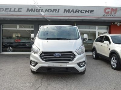 usata Ford Custom Tourneo