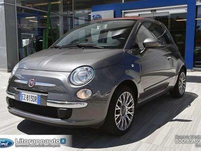 gebraucht Fiat 500C 1.2 Lounge MY14 69cv