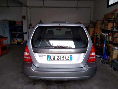 usata Subaru Forester 2.0 16V cat X JTG MQ Bi-Fuel