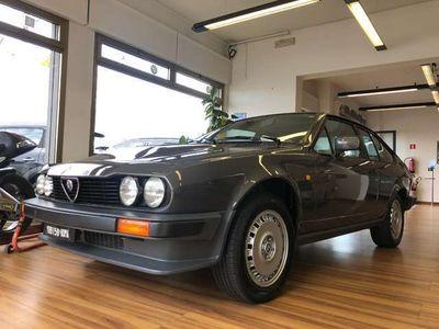 """usata Alfa Romeo Alfa 6 GTV""""TARGA ORO ASI"""" PELLE TETTO """"""""""""KM 69.000"""""""""""""""""""