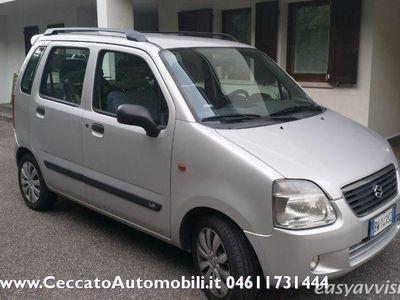 used Suzuki Wagon R+ 1.3i 16V cat 4x4 GL
