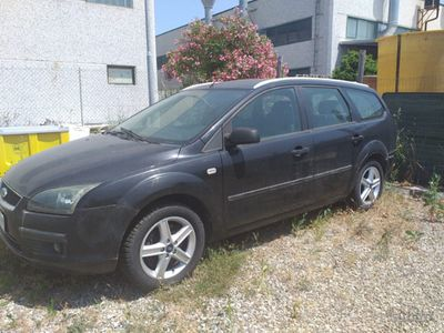 used Ford Focus 1.8 TDCI 120000KM 2005