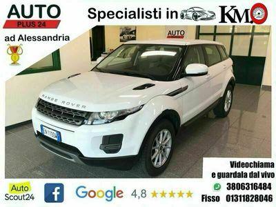usata Land Rover Range Rover evoque 2.2 TD4 PURE AUTOMATICA...TAGLIANDI UFFICIALI
