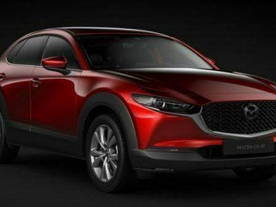 usata Mazda CX-30 2.0L Skyactiv-G M-Hybrid AWD Exclusive