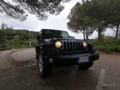 usata Jeep Wrangler Sahara unlimited