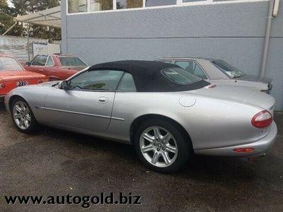 usata Jaguar XK8 Cabrio