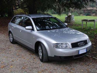 usata Audi A4 1.9 TDI/130 CV cat Avant