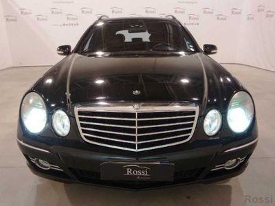 used Mercedes 280 Classe E Station WagonCDI cat 4Matic EVO Elegance usato