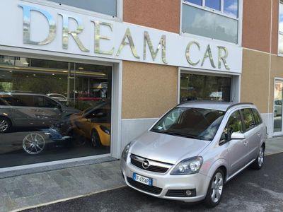 usata Opel Zafira 1.9 CDTI 120CV Cosmo 7 POSTI