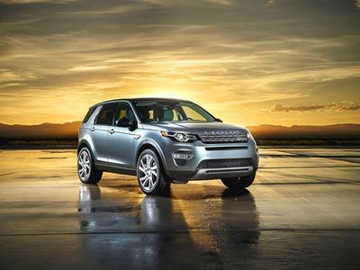 begagnad Land Rover Discovery Sport 2.2 TD4 SE