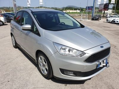 used Ford C-MAX 1.5 TDCi 95CV Start&Stop Plus