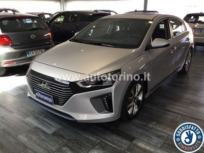 used Hyundai Ioniq IONIQ1.6 hybrid Style 6dct