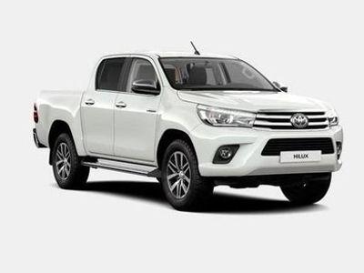 usata Toyota HiLux 2.4 D-4D A/T 4WD 4 porte Double ...