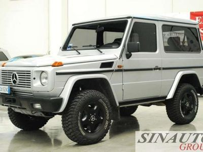 second-hand Mercedes G320 3.2