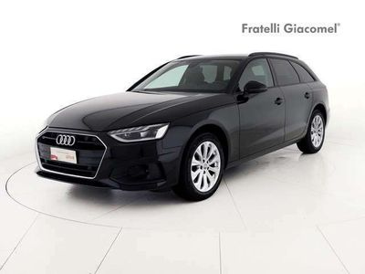 usata Audi A4 Avant 30 2.0 tdi mhev Business 136cv s-tro