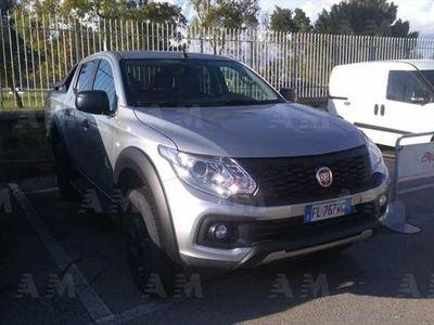 usata Fiat Fullback 2.4 180CV Doppia Cabina aut. LX Cross del 2017 usata a Brindisi