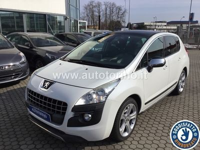 używany Peugeot 3008 30082.0 hdi 16v Allure (outdoor) c/t.pan.