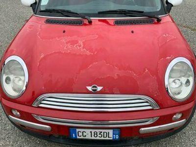 usata Mini Cooper del 2003 in saldo